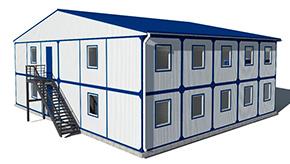 Особенности строительства модульных зданий